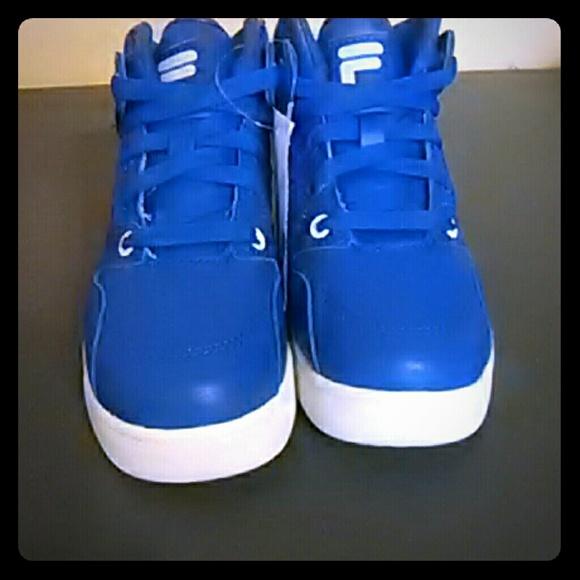 Blue FILA Sneakers NWT